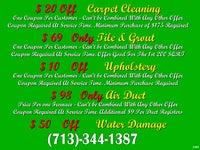 Carpet Cleaner Pasadena TX
