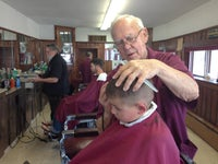 McLean's Barber Shop