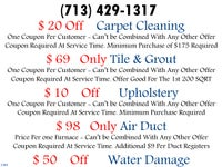 Carpet Cleaner Bellaire