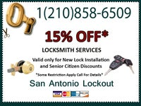 San antonio Lockout Locksmith