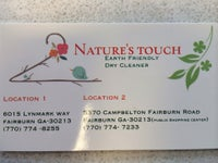 Nature's Touch Cleaners