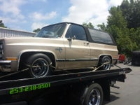 Enfinity Towing Federal Way