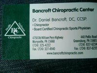 Bancroft Chiropractic Center