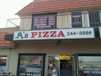 A's Pizza