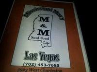 M&M Soul Food Cafe