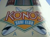 Kono's Surf Club Cafe