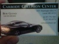 Carbody Collision Center