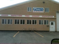 Plony's auto merchants ltd
