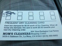 Mom's Cleaners