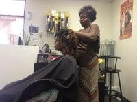 Sunrise hair braiding