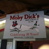 Photo taken at Moby Dick's Restaurant by Mike B. on 7/23/2012