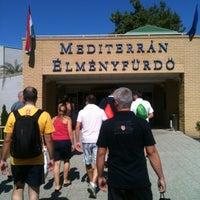 Photo taken at Aquaticum Termál és Wellness Hotel by Ⓙⓐⓒⓚⓨ on 8/19/2012