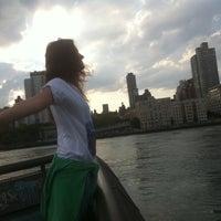 Photo taken at Island Shakespeare by Marina Z. on 8/21/2012