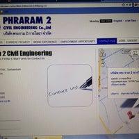 Photo taken at Phraram 2 Civil Engineering by Chawish N. on 3/5/2012