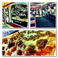 Photo taken at Papa Angelo's Pizzeria by Brandon B. on 7/17/2012