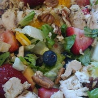 Photo taken at Panera Bread by Andi S. on 8/3/2012