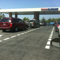 Photo taken at Costco Gas by Tim A. on 5/5/2012