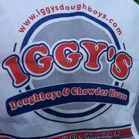 9/1/2012에 Debra K.님이 Iggy's Doughboys & Chowder House에서 찍은 사진