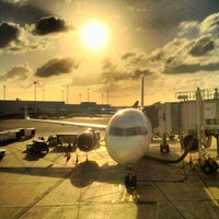 Photo taken at Fort Lauderdale-Hollywood International Airport (FLL) by Dwaine S. on 4/7/2012