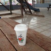 Photo taken at Esso Juticalpa by Gerardo D. on 7/17/2012