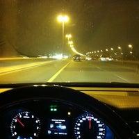 Photo taken at طريق الملك فهد by Khaled I. on 5/23/2012