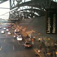 Photo taken at Mexico City International Airport (MEX) by Emilio S. on 3/2/2012