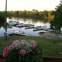 Photo taken at Scioto Boat Club by Anna K. on 6/10/2012