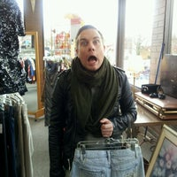 Photo taken at Heart Home Thrift Store by Jennifer G. on 3/16/2012