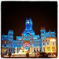 Foto tirada no(a) Palacio de Cibeles por Lara L. em 5/14/2012