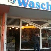 Photo taken at Waschsalon by Nicolai U. on 7/21/2012
