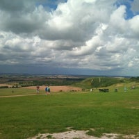 Photo taken at Dunstable Downs by Graham C. on 8/5/2012