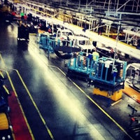 Photo taken at Ford River Rouge Factory Tour by Rahmad D. on 2/29/2012
