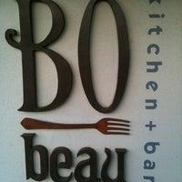 Foto scattata a BO-beau kitchen + bar da Joey L. il 4/28/2012