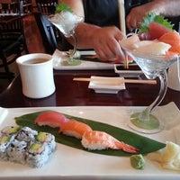 Photo taken at Sakura Japanese Steak House by Helene R. on 7/17/2012