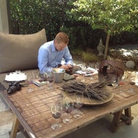 Photo taken at Ma(i)sonry Napa Valley by Michelle on 7/20/2012