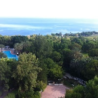 Photo taken at Rixos Downtown Antalya by Bülent M. on 7/9/2012