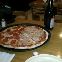 Photo taken at Pizza By Marco by Christopher P. on 2/22/2012