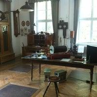 Das Foto wurde bei Röntgen-Gedächtnisstätte von Gunther S. am 5/22/2012 aufgenommen