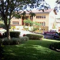 Foto tomada en INCAE Business School por Danilo C. el 8/13/2012
