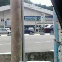 Photo taken at Proton Eon Main Branch by Liang L. on 2/2/2012