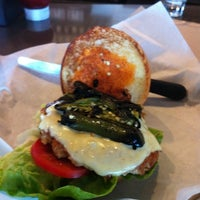 Photo taken at Grub Burger Bar by Ted B. on 7/14/2012