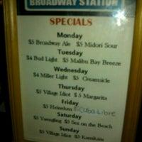 Photo taken at Broadway Station by David D. on 9/9/2012