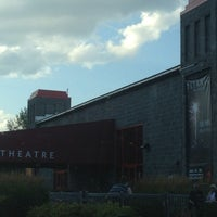 Photo taken at Hangar Theatre by Ayana R. on 7/24/2012