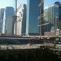Photo taken at Barque PEKING (1911) by Heisenberg on 2/6/2012
