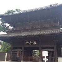 Foto scattata a Sengakuji Temple da Yoshiyasu S. il 7/6/2012