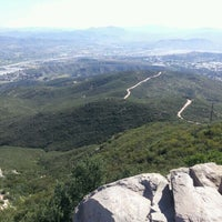 Photo prise au Cowles Mountain Summit par Eug K. le4/18/2012
