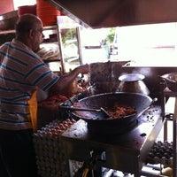 Photo taken at Mee Goreng Bangkok Lane by Julian O. on 8/12/2012