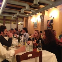 Photo taken at Trattoria Tonino Il Lurido by Claudia C. on 3/30/2012