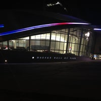 Photo taken at NASCAR Hall of Fame by Don D. on 5/31/2012