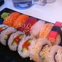Photo taken at Super Sushi by Iris H. on 8/5/2012